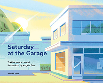 Saturday at the Garage